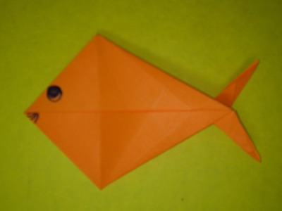How to make a Paper Fish Simple