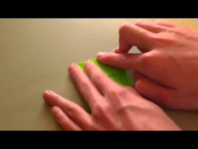 How to make a Paper Wallet from Index cards