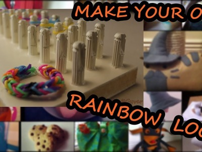 How-To Make a Rainbow Loom