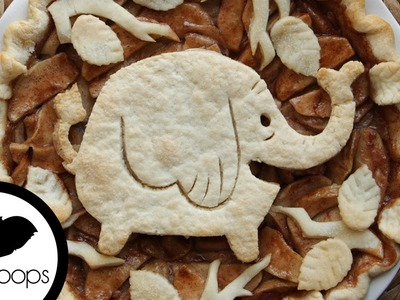 How to make Adventure Time: Tree Trunks Apple Pie