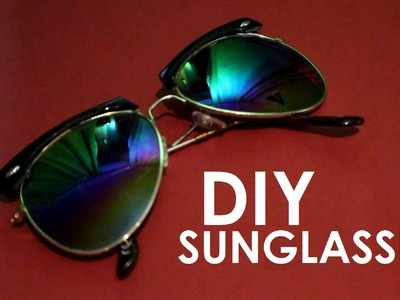 How To Make Your Own Custom Sunglasses