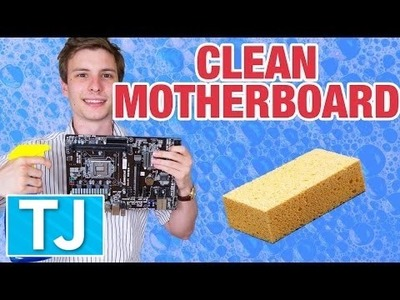 How to Wash your Motherboard Properly