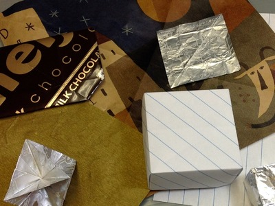 Origami Tips - Find Origami Paper All Around