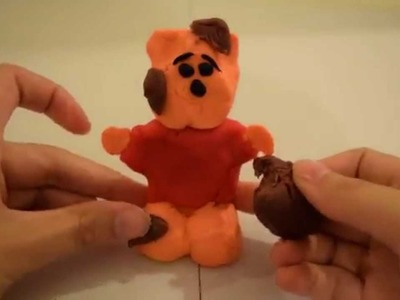 Play Doh Winnie The Pooh How To Make Playdough Disney