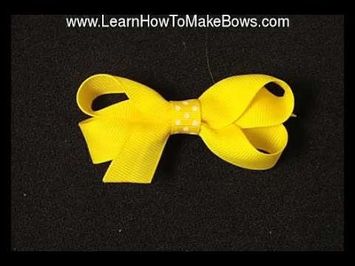Start Learning How to Make Hair Bows Today