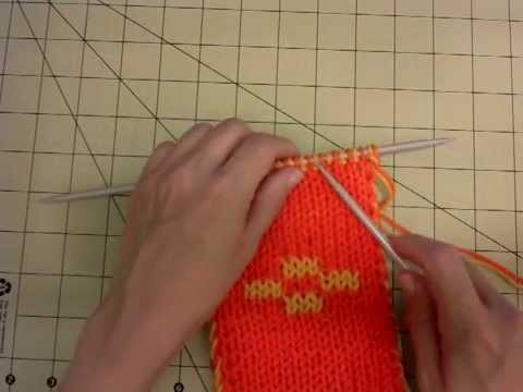 Sunday Stitch - Double Sided Knitting Part 3