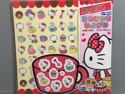 Toyo Hello Kitty Chiyogami Paper Unboxing!