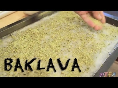 What Is Baklava?. How to Make Baklava Recipe