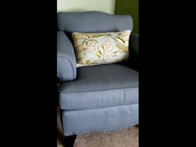 DIY Chalk Paint on Fabric