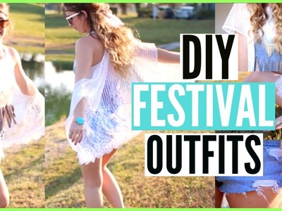 DIY Festival (Coachella Inspired) Outfits + Essentials | Courtney Lundquist