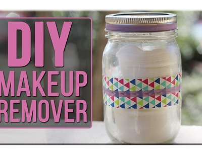 DIY Makeup Remover with YeselieDenise