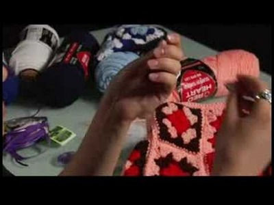 How to Crochet a Bag : Crochet: Prepare Needle & Thread