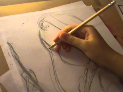 How To Draw Disney's Tangled: Rapunzel