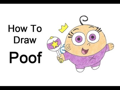 How to Draw Poof from The Fairly OddParents