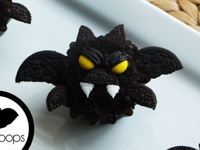 How to Make Bat Cupcakes | Become a Baking Rockstar