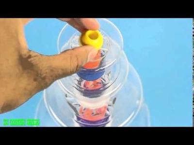 How to make Doll Water Fountains   Plus More Lalaloopsy Girls Quick Review