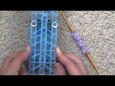 How to make elephant charm on rainbow loom!