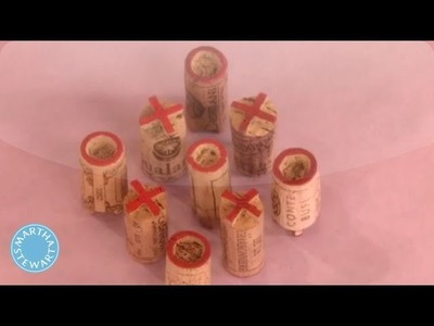 How to Make Hugs and Kisses Stamps - Martha Stewart