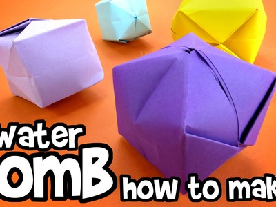 How to make - Water Bomb