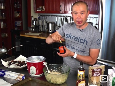 How to Make Your Own Rice Cakes: Featuring Skratch Labs' Allen Lim