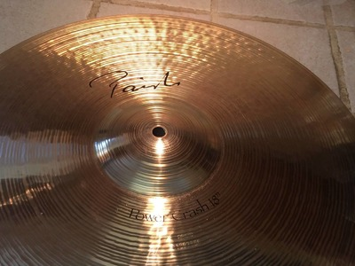 How to professionally clean your cymbals