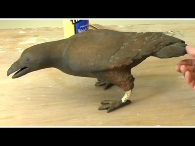How To Repair Paper Mache