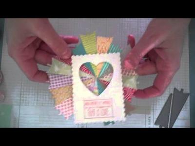 Make It Monday #162: Paper Scrap Pie Charts