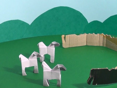 Origami Farm - Adventures with Paper Folding