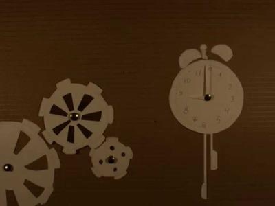 Short 2D Stop Motion Animation (paper cutout)