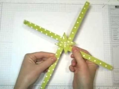 Small paper bow