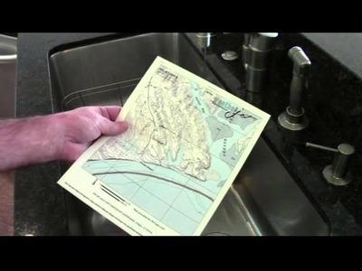 Waterproof Inkjet and Laser Printer Paper