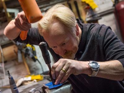 Adam Savage's One Day Builds: Custom Multi-Tool Belt Holster