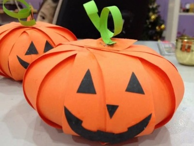 Awesome Paper halloween crafts