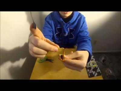 Bri Clip: Paper Clip Scooter Tutorial