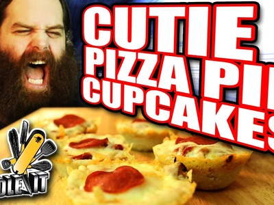 Cutie Pizza Pie Cupcakes - Handle It