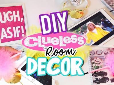 DIY CLUELESS Pen & Wall Decor | ROOM DECOR