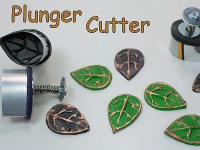 DIY Plunger clay cutter - Cortante con expulsor
