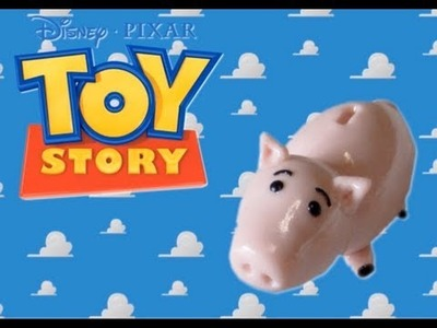 Hamm tutorial (Toy Story) - PIXAR Collab