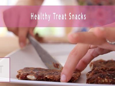 Healthy Treat Snacks | Rachel Talbott