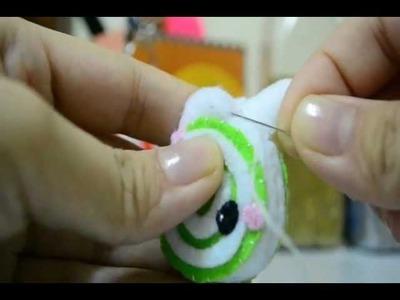 How to Make a Kawaii Lollipop Plush