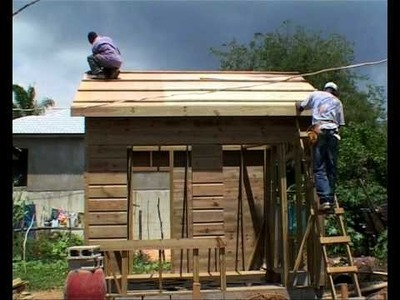 Hurricanes: How to build a safer wooden house