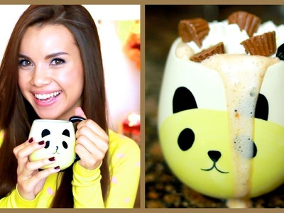 Peanut Butter Hot Chocolate Recipe!
