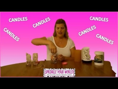 Pink Zebra Candles | Learn How to Make Your Own Candles at Home