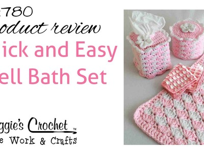 Quick and Easy Shell Bath Set - Product Review - PA780