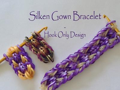 Silken Gown Bracelet - Hook Only Design