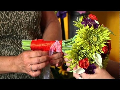 Bouquet Wrapping Techniques with Afloral.com
