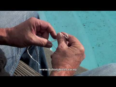 Braid Loop Fishing Knot