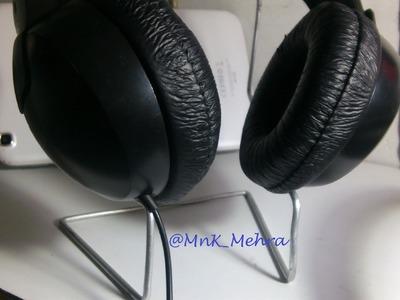 Cool headphone holder diy