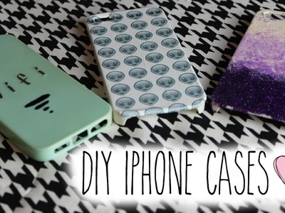 DIY | iPhone Cases!