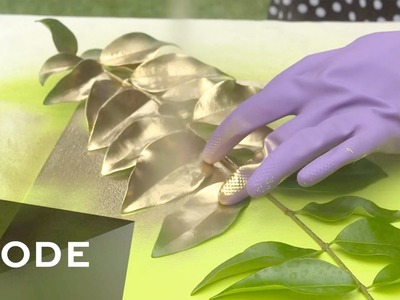 DIY Leaf Art that You Can Do at Home | Glam it Yourself